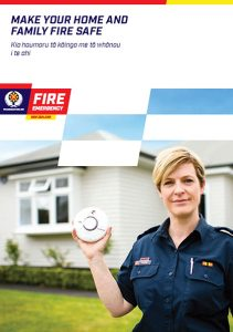 Make your home and family fire safe