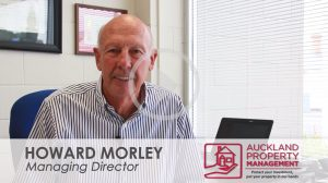 auckland property management's howard morley talks about maintenance in tenanted property