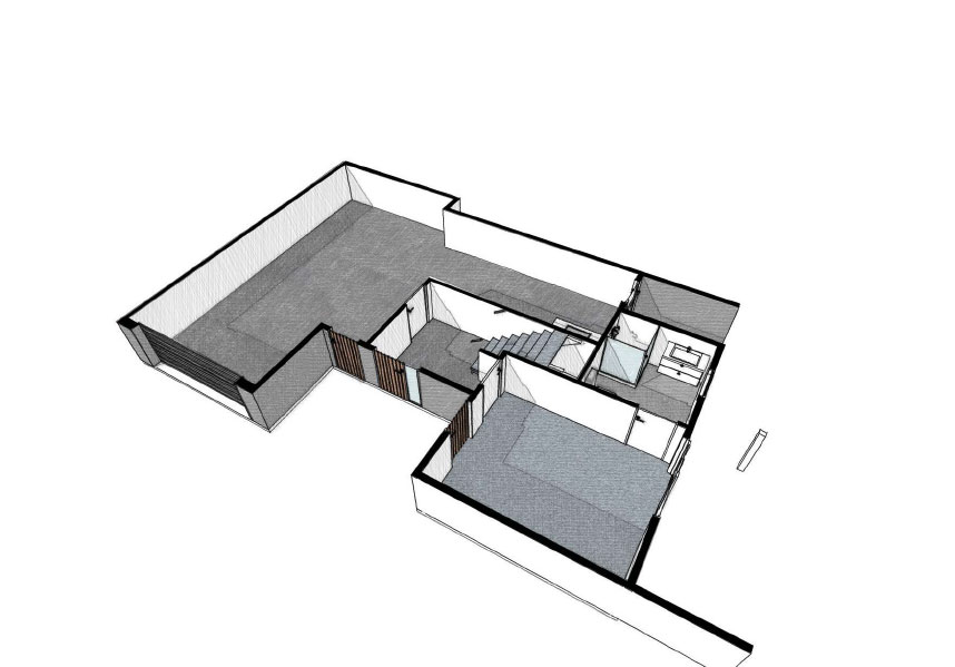 Duo Live Work Play Type E Unit One Bedroom 9