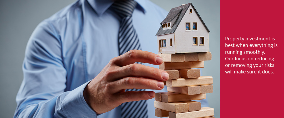 Auckland Property Management focus on reducing your risk