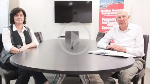 celia burbery and howard morely talk about auckland property management's landlord rescue programme