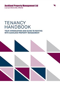 Auckland Property Management tenancy handbook